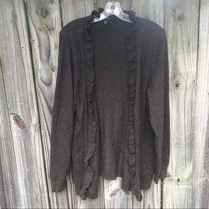 [Lands End] Sweater Cardigan Size XL #185